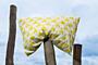 Povlečení dětské – žlutý slon (135×100 + 60×40 cm)